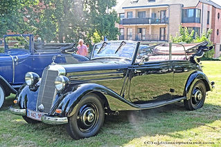 Mercedes-Benz 170 V Cabriolet - 1936