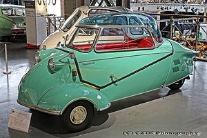 Messerschmitt KR 200 - 1964