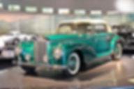 Mercedes-Benz 300S Cabriolet A - 1954
