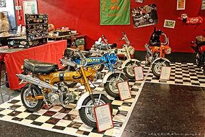 Bremen Classic Motorshow - Honda Dax
