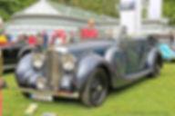 Lagonda V12 Redfern Tourer Drophead Coupé by Maltby - 1939