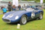 Osca MT4 1500 by Morelli - 1955