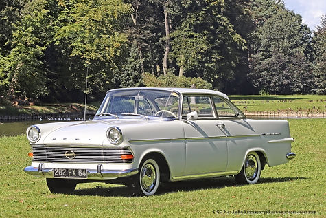 Opel Rekord P2 Coupe - 1962