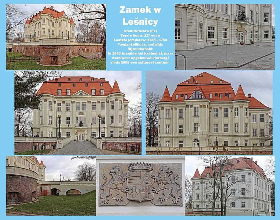 Zamek Lesnicy