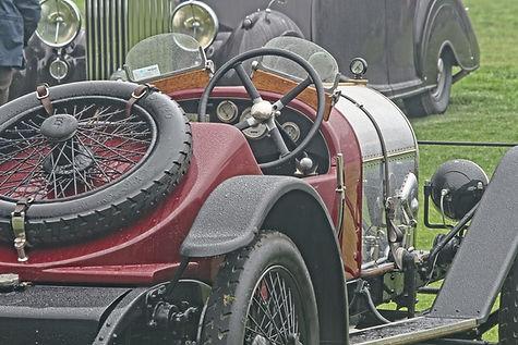 Bentley Exp. Nr 2 - 1921