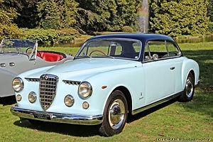 Lancia Aurelia B53 - 1952