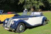 BMW 327-28 Roadster - 1939