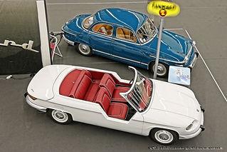 Panhard 24 Cabriolet par Bruno Bossi - 1965