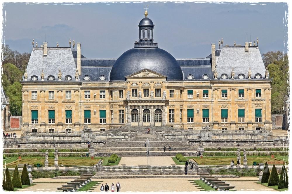 Château le Vaux-le-Vicomte