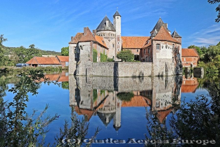 Château d'Olhain, France