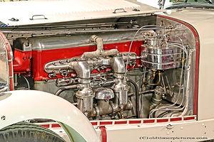 Mercedes-Benz SS 710 - 1929