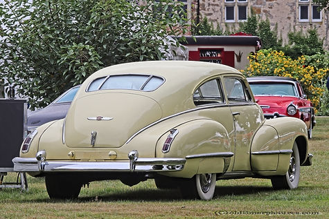 Cadillac 62 Club Coupé - 1947