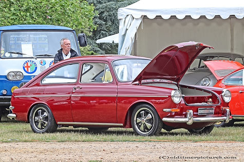 VW 1600 TL Coupe - 1966
