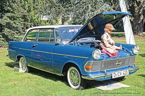 Opel Olympia Rekord P2 - 1961