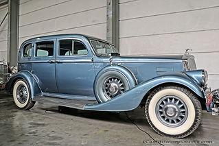 Pierce-Arrow 1240A V12 - 1934
