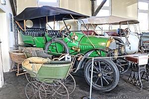 Dürkopp 10-20 - 1908