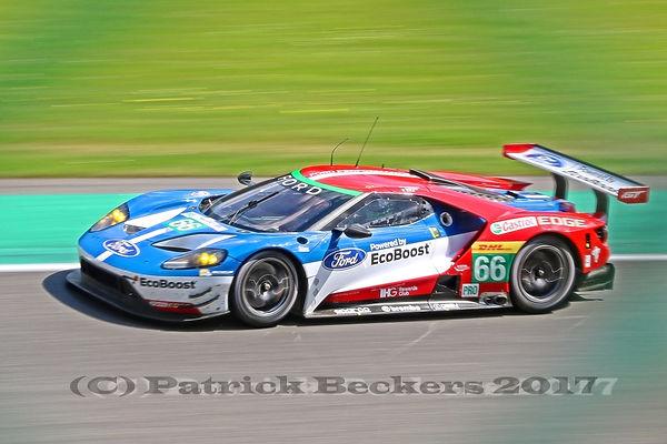 Olivier Pla, Ford GT, WEC, Spa-Francorcamps