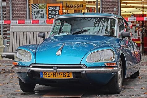 Citroen D Super - 1973