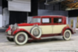 Stutz Model M Sedan - 1929