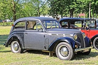 Renault Juvaquatre - 1939