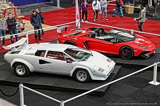 IAMS 2019 Lamborghini's