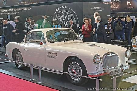 Talbot-Lago Coupé America - 1962