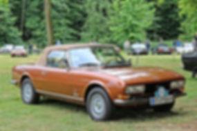 Peugeot 504 Cabriolet - 1978