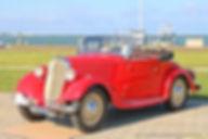 Simca Fiat 6 CV F Balilla - 1935