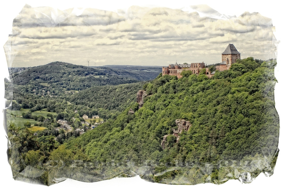 Burg Nideggen, Deutschland