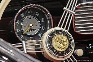 VW Kever Cabriolet - 1957