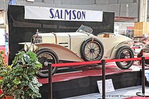 Salmson Grand Sport par Labourdette - 1924