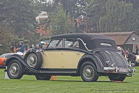 Mercedes-Benz 230D Cabriolet - 1939