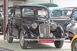 Simca 8 1200 Berline - 1951