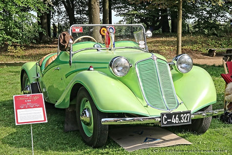 Tatra 75 Sport Bohemia Roadster - 1935