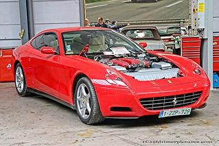 Ferrari 612 Scaglietti - 2004