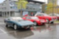 Maserati - De Tomaso - Studebaker