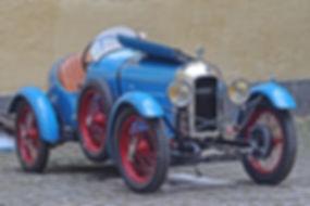 Amilcar CGSS - 1927