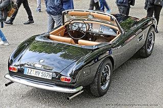 BMW 507 Roadster - 1959