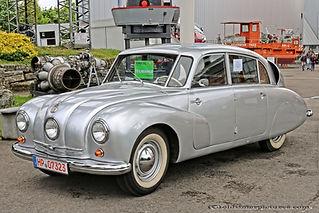Tatra T87 603 - 1950