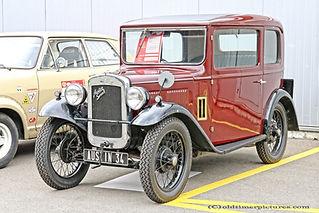 Austin Seven - 1931