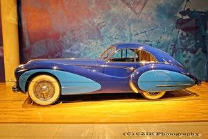 Talbot-Lago T26 Grand Sport Coupe Saoutchhik - 1948