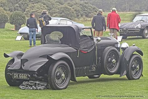 Bentley Blower - 1930