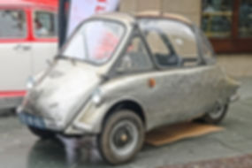 Heinkel Trojan - 1963