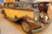 Panhard & Levassor X72 6CS - 1933