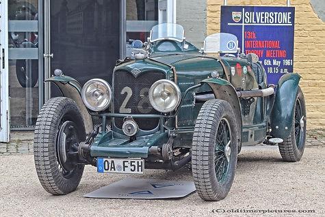 Riley Nine Brooklands - 1932
