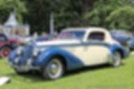 Delahaye 135M Coupe Chapron - 1938