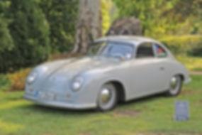 Porsche 356 Pre A Coupé - 1952