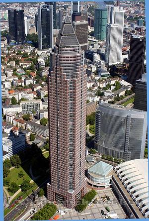 Messeturm - Franfurt