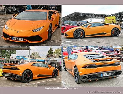 2018-Lamborghini Huracán LP610-4
