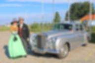 Rolls-Royce Silver Cloud II - 1958